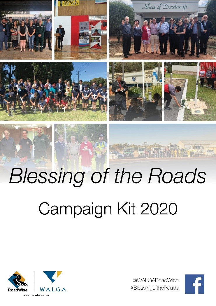 Img: Blessing of the Roads 2020