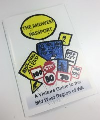 Img:  Kalbarri RoadWise Committee Launches Midwest Passport