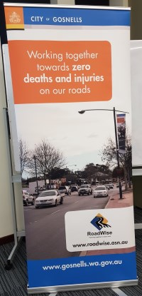 City_of_Gosnells_-_road_safety_banner