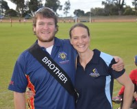 Esperance_Newtown_Condingup_player_Will_Brown_with_sister_Tiffany_Brown_Belt_Up