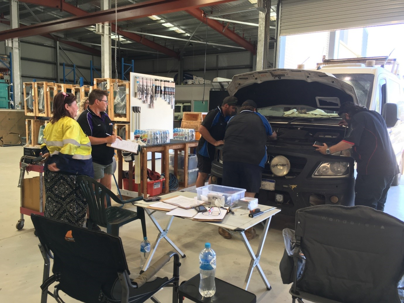 Photo_-_Geraldton_Mid_West_safety_checks_November_2019