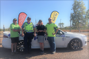 Img: Kununurra Traffic Stop a Success