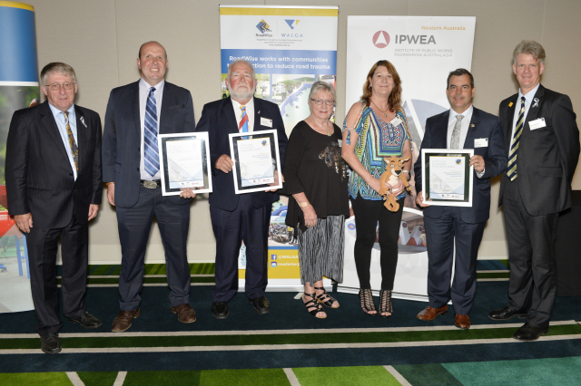 Img: 2021 Local Government Road Safety Awards