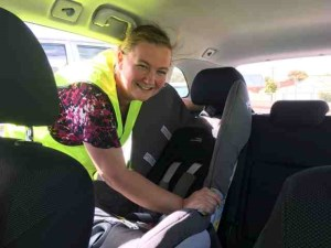 Type 1 Child Car Restraint Fitter Training - Katanning