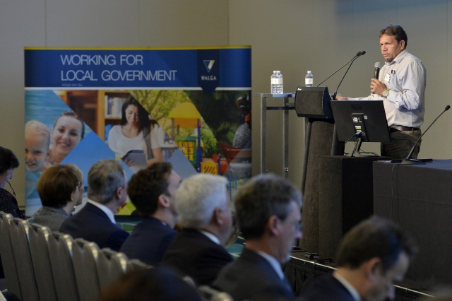 Img: WALGA Transport and Roads Forum 2021