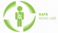 Safe road use logo