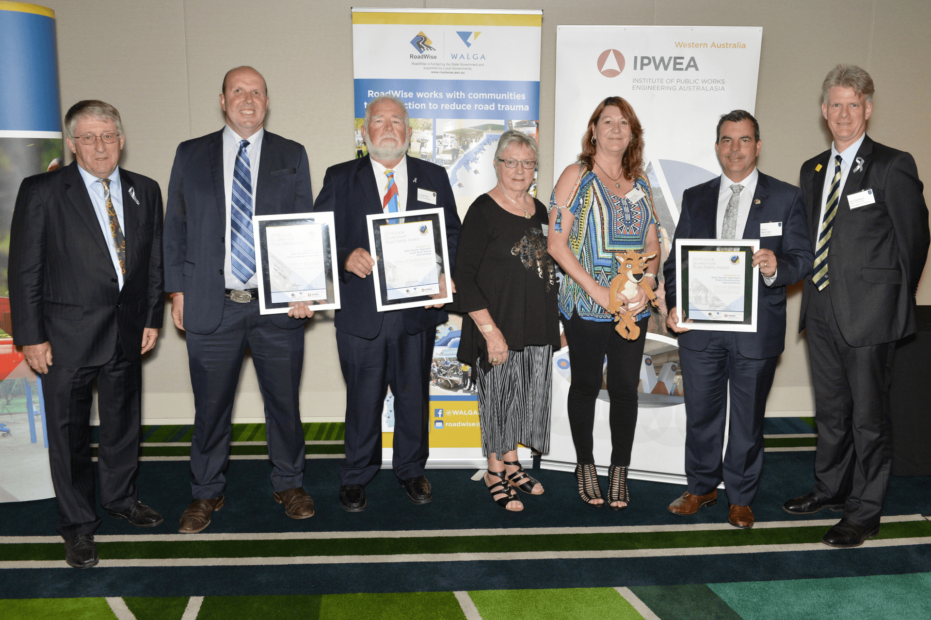 2021 Local Government Road Safety Awards