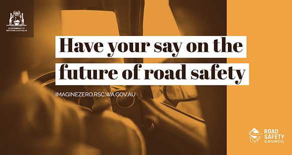 New Road Safety Strategy: Have Your Say